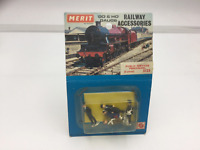 Merit 5123 OO Gauge Public Services Personnel Figures (Packeted)
