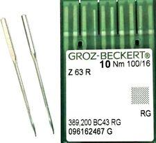 Groz-Beckert 134-35 DPX35 NM:120//19 protezione industriale aghi per macchine da cucire