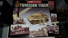 King and Country WW2 AK39 GERMAN AFRIKA CORPS Nuovo di zecca con scatola tunisino Tiger