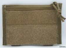 """MSM / Tactical Tailor  Modular Panel Pouch + TWO 3"""" Malice Clips / MARINE COYOTE"""