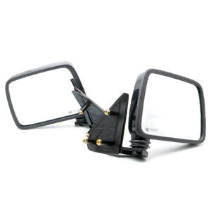 FIT FOR 1986 - 1997 NISSAN NAVARA D21 HARDBODY UTE SIDE DOOR MIRROR TRUCK PICKUP
