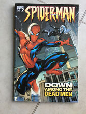 MARVEL MK GRAPHIC NOVEL SPIDER-MAN DOWN AMONG THE DEAD MEN VOL 1