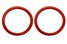 2x O-Ring 32x4mm Silikon Dichtung Innen 32mm Außen 40mm für PHILIPS Brühgruppe