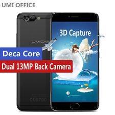 """5.5"""" Umi Umidigi Z Pro Auto Focus 3D Capture Dual Rear Camera Mobile Phone"""