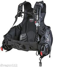 Mares Quantum Dive Scuba Diving Men's BCD Buoyancy Compensator SM