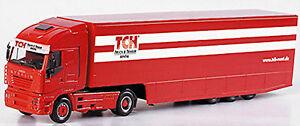 Iveco Stralis Safeliner Tractor Head Tch 1:87 Herpa 149549