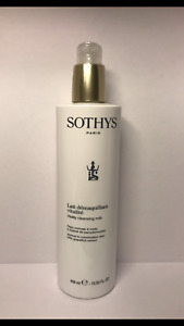 Sothys Vitality Cleansing Milk 400ml(13.52oz)Normal/Combination skin+GIFT