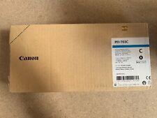 Genuine Canon PFI-703 Cyan Ink Cartridge - Out of Date