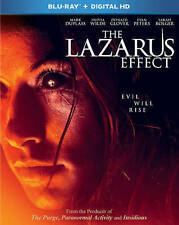 The Lazarus Effect (Blu-ray Disc, 2015) NEW