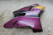 93-98 SUZUKI GSXR1100W GSXR 1100 RIGHT MID UPPER SIDE FAIRING COWL PLASTIC