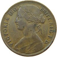 GREAT BRITAIN PENNY 1863 VICTORIA #s46 103
