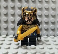 LEGO Lord of the Rings Thorin Oakenshield Minifigure with Gold Sword