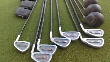 Pro Select NXT Two Oversize Stainless Golf 1-3-5 Woods & 4-PW Irons Graphite R