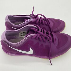 Nike Dual Fusion TR 3 Women's Running Trainers Shoes Size 7 Pink