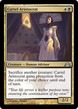 4x Cartel Aristocrat M/NM - Gatecrash  - SPARROW MAGIC - mtg U
