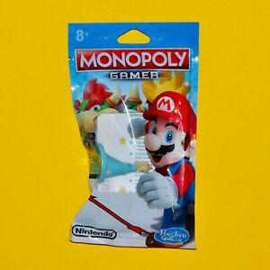 Super Mario Monopoly Gamer Board Game - Princess Rosalina Figure (New)