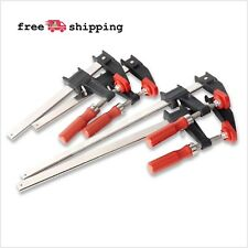 BESSEY Clutch Wood Clamp Set Vice Woodworking Hand Tool Clamps BULK LOT NEW 4-PC