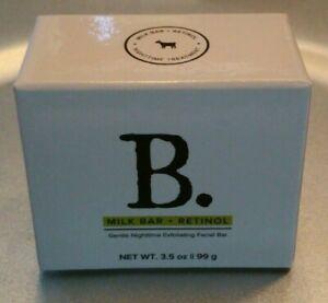 Beekman 1802 Milk Bar + Retinol 3.5 oz Gentle Nighttime Exfoliating Bar