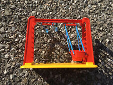 Playmobile Amusement Park Swingset Only Replacement Piece 3223 3552 Vintage
