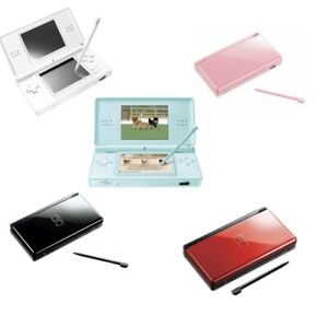 Nintendo DS Lite handheld console multiple variations available free Game