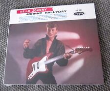 "CD Johnny Hallyday ""Hello Johnny""  NEUF ET SCELLE"