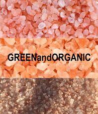 3Lbs 100%Natural Organic Himalayan Crystal Pink Salt Coarse Grain Rock/Sea/Table