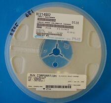 AVX Kyocera 0805 Resistor 681 Ohm Reel,1%, CR21-6810F-T, 5000pcs