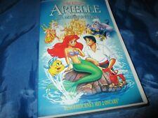 Arielle - Die Meerjungfrau , Walt Disney , Film Meisterwerk ,VHS Video Kassette