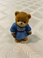 1986 VINTAGE ENESCO LUCY RIGG LUCY AND ME TEDDY BEAR BEST FRIENDS