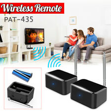 Wireless Remote Control IR Extender Repeater Sender HDMI Transmitter Receiver
