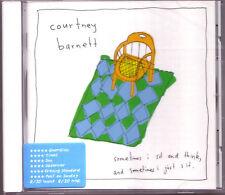 CD (NEU!) COURTNEY BARNETT - Sometimes I sit and think and sometimes (2015 mkmbh