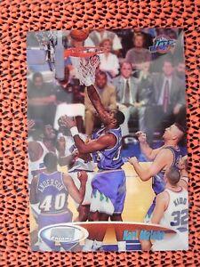 KARL MALONE 98-99 Topps Stadium Club Chrome #SCC20 Refractor NBA