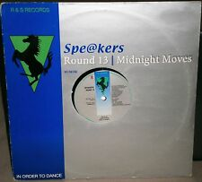 "SPE@KERS - ROUND 13 / MIDNIGHT MOVES 1998 RS 98148 R&S RECORDS 12"" VINYL SINGLE"