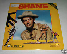 Shane Extended Play Brand New Sealed Laserdisc LD Laser Video Disc