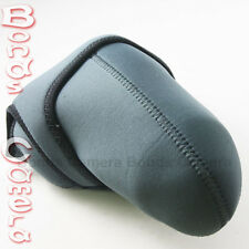 Neoprene Soft Camera Case Cover for Canon Nikon Sony Olympus Pentax DSLR SLR