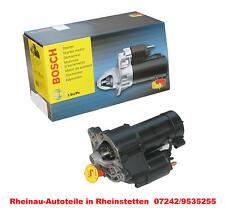 Starter Anlasser -BOSCH-NEU-CITROEN AX,Berlingo,BX,C15,C2,C3,C4,Nemo,Saxo,Xsara