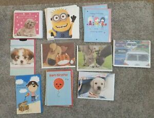 50 x Otterhouse and Danilo greetings cards