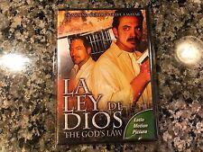 La Ley De Dios New Sealed DVD!