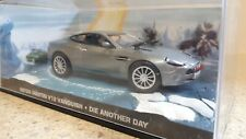 James Bond Aston Martin V12 Vanquish from Die Another Day Collectible No. #405