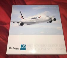 Boeing A380-800 Air France Dr. Peters Group scale 1:400