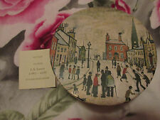 RARE PAST TIMES 500 PIECE DOUBLE SIDED JIGSAW PUZZLE L.S.LOWRY (1887-1976)