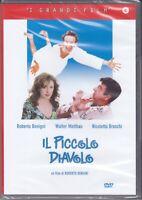 Dvd IL PICCOLO DIAVOLO con Roberto Benigni Walter Matthau nuovo 1988
