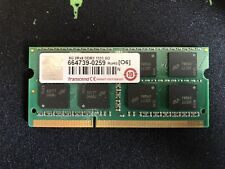 Transcend - Memoria RAM 8GB 2Rx8 DDR3 1333 SO