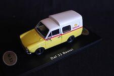 "QSP Model Collection DAF 33 Bestel 1:43 ""Shell"""