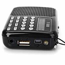 T-508 FM Radio Portable USB TF mirco Card Speaker Digital Multimedia MP3 Music