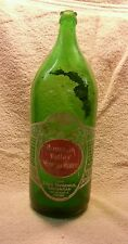 mountain valley mineral water 1/2 gallon bottle
