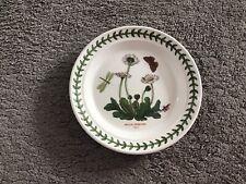 """More details for 7"""" portmeirion botanic garden tea plate bellis perennis daisy"""