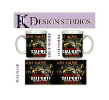 Call of Duty Zombies  Personalised Gaming Fan Mug