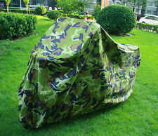 XXL Camouflage Motorcycle Cover For Kawasaki VN Classic Nomad Drifter 1500 1600