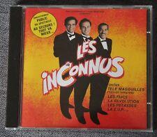 Les Inconnus, au secours tout va mieux, CD